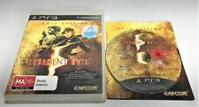 PLAYSTATION 3 PS3 GAME | RESIDENT EVIL 5 GOLD EDITION | COMPLETE PAL
