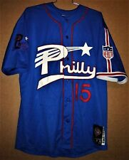 PHILADELPHIA STARS #15 NEGRO LEAGUE BASEBALL Headgear Size 3XL JERSEY