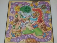 Mouse Trap Board Game Replacement Board, Hasbro, 2004, foldable