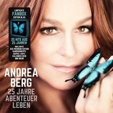 25 Jahre Abenteuer Leben (ltd.Fanbox) von Andrea Berg (2017)