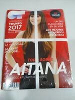 Aitana CD con sus 19 Canciones Operacion Triunfo - CD Revista 2018 Nuevo