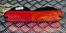 Land Rover Freelander 1 rear bumper lamp / light O/S/R RH driver right red/amber