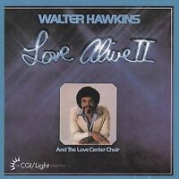 Love Alive II by Walter Hawkins (CD, Aug-1993, CGI Records)