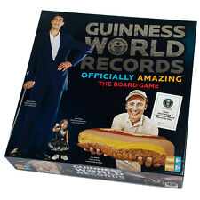 Guinness World Record Paul Lamond BOARD GAME