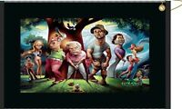 Caddyshack Golf Towel Bushwood Scene by David O'keefe Incredible Quality