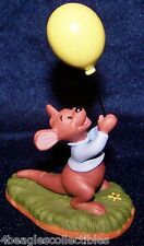 "Pooh & Friends ""Roo Don'T Let Go"" Porcelain Figurine - New"