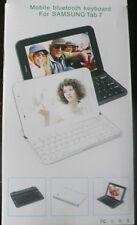 "Clavier pour SAMSUNG Galaxy Tab 2 7"""