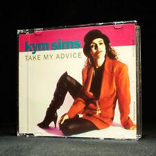 Kym Sims - Take My Advice - music cd EP