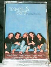 Heaven & Earth A Tapestry Of Worship 10 track CASSETTE TAPE NEW!