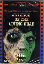 Revenge of the living Dead , 100% uncut , only german audio , Region2 , NEW