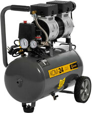 Lumag KOM-24 Druckluft-Kompressor Luftkompressor ölfrei und leise