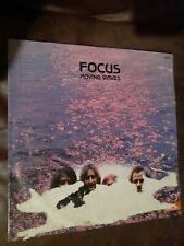 New listing Moving Waves - Focus vinyl record as pictured in good condition FREE POST
