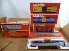 LIONEL 6-1350 Canadian Pacific F-3 Service Station Set 7 Piece EX