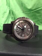 Brand New Swiss Made JeanRichard Titanium Diverscope 300m Diver automatic watch
