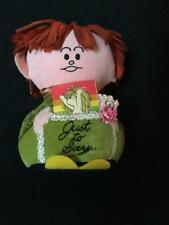 """Vtg. 1960's Dolly Gram By Western Union """"Just To Say"""" In Original Box"""