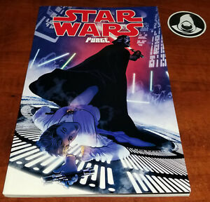 Star Wars Purge, rare 2013 Dark Horse Trade Paperback (TPB) Graphic Novel