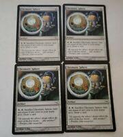 4x Chromatic Sphere Near Mint, English Mirrodin MTG Magic
