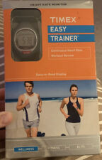 Timex Easy Trainer Heart Rate Monitor Workout Watch Unisex