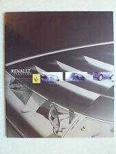 Prospekt Renault Avantime, 10.2000, 20 Seiten