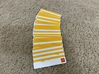 $1000 IN MCDONALD'S GIFT CARDS, NEVER BEFORE USED