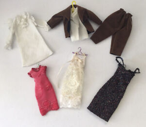 Assortment Of Dolls House Clothes