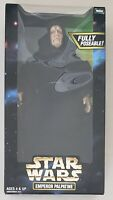 STAR WARS ACTION COLLECTION EMPEROR PALPATINE FULLY POSEABLE ACTION FIGURE