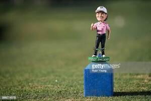 BRANDT SNEDEKER 2012  PGA FedEx Cup Champion Trophy Bobblehead Bobble NIB Golf