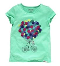 Brand New T Shirt Top by Cherokee with Appliqué Balloon Design. 7-8 Years.
