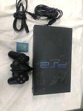 Fat PlayStation 2 PS2 Console SCPH-39001 Bundle Lot