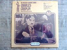 Peter O'Brian Orchestra – Un Piccolo Grande Uomo - Charlie Chaplin - LP