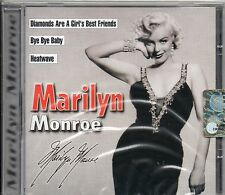 MARILYN MONROE CD DIAMOND ARE A GIRL'S BEST FRIEND made in ITALY sigillato