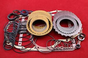 Fits Eagle Premier, Dodge Monaco ZF4HP18Fl  Transmission Rebuild Kit 88-98