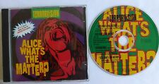TERRORVISION - Alice What's The Matter CD 1. 1994. 8 817712.