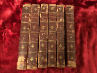 Delphine by Baroness de Stael Holstein (Banned by Napoleon) Complete 1819 RARE!!