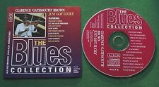 Clarence Gatemouth Brown Just Got Lucky Blues Collection No 35 CD