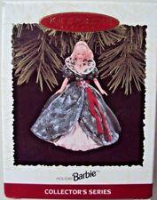 Holiday Barbie 1995 Hallmark Ornament (3rd In Collector'S Series) Nib
