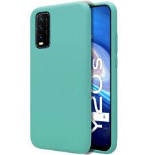 Cover Silicone Liquido Ultra Morbida Per Vivo Y20s/Y11s Colore Verde