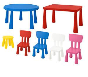 kids children chair table garden furniture indoor/outdoor in beautiful colours