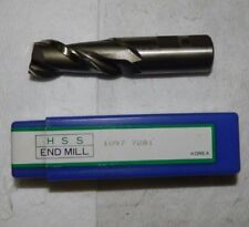"""Interstate 1/"""" Cobalt Roughing End Mill #0763"""