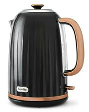 Breville Impressions Collection VKT163 Kettle - Black / Rose Gold