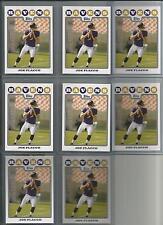 JOE FLACCO 2008 TOPPS  8  ROOKIE CARD LOT