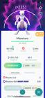 Pokemon Go Shiny Mewtwo - Legacy Moveset Shadow Ball/ Psystrike - Describe