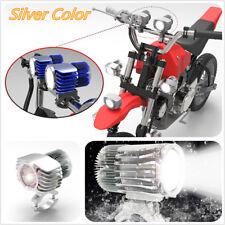 Motorcycle LED Headlight Spotlight 18W 2700Lm Super Bright White Fog DRL Lights