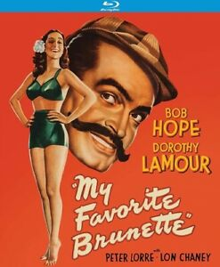 My Favorite Brunette [New Blu-ray]