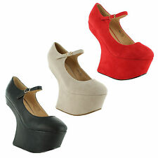 Unbranded Faux Suede Strappy, Ankle Straps Shoes for Women