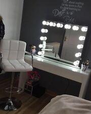 14 LED Hollywood Mirror Trucco vanità specchio toletta SPECCHIO illuminati