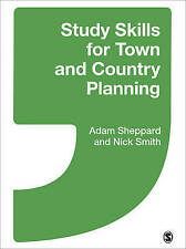 NEW Study Skills for Town and Country Planning by Adam Sheppard