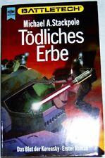 BATTLETECH 10 - TÖDLICHES ERBE  #29#