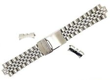 20MM SEIKO DIVERS JUBILEE STAINLESS STEEL WATCH STRAP / BAND CURVED END (SE6A)