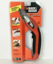Black & Decker Cordless Rechargeable Power Scissors SZ360OR